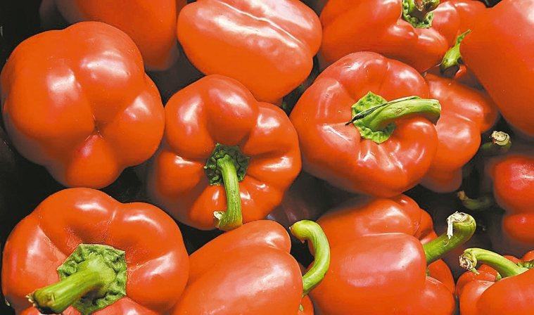 紅色甜椒助傷口癒合 圖/123RF、pixabay