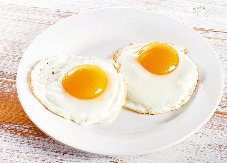蛋黃對抗脂肪肝 圖/123RF、pixabay