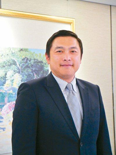 國泰證券資深副總陳俊昇。圖/國泰提供