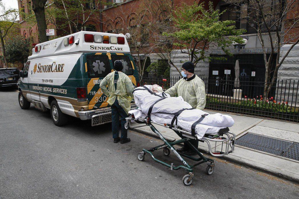 老人安養中心新冠死者占全美總案例三分之一 美聯社
