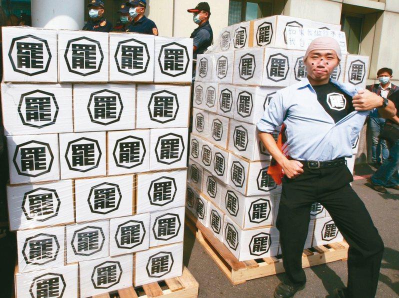罷韓投票將在6月6日舉行。 圖/聯合報系資料照片