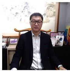 財團法人國學文化藝術基金會董事長張家獻。 翁永全/攝影