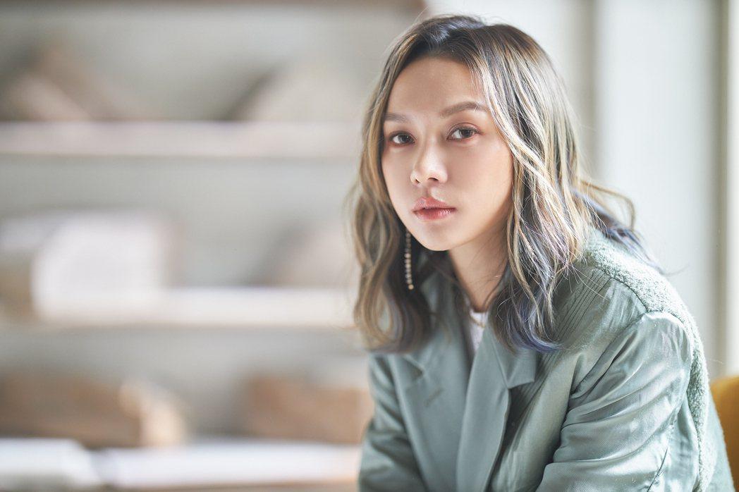 林采欣推出新專輯「永興行」。圖/華納音樂提供