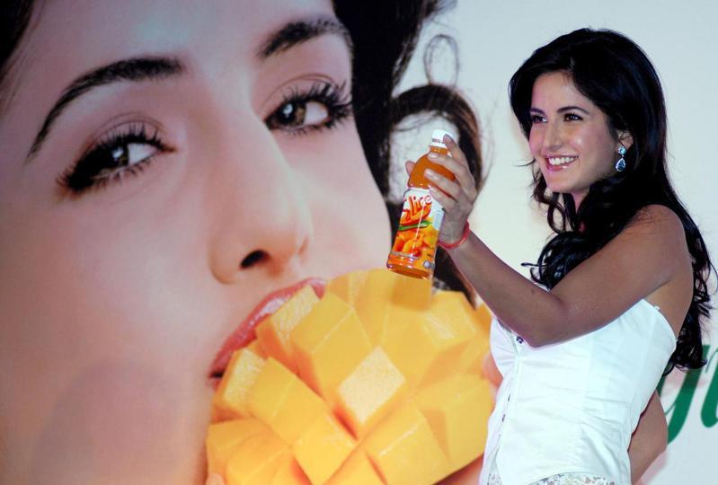 印度是全球最大芒果生產國。歐新社