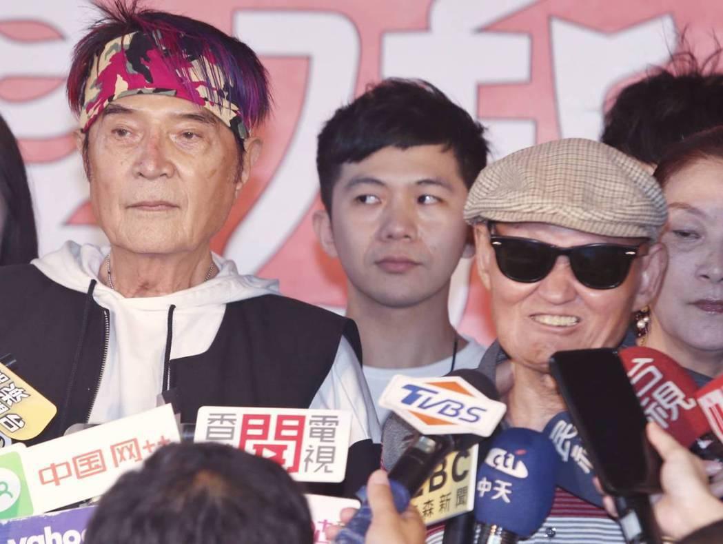李炳輝和林沖都申請了紓困補助金。記者曾原信/攝影