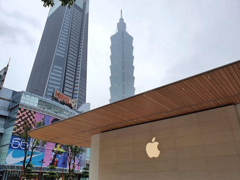 蘋果秘密來台砸百億元擴大投資,在竹科龍潭園區蓋新廠,鎖定Mini LED與Micro LED兩大新世代顯示器技術。圖/聯合報系資料照片