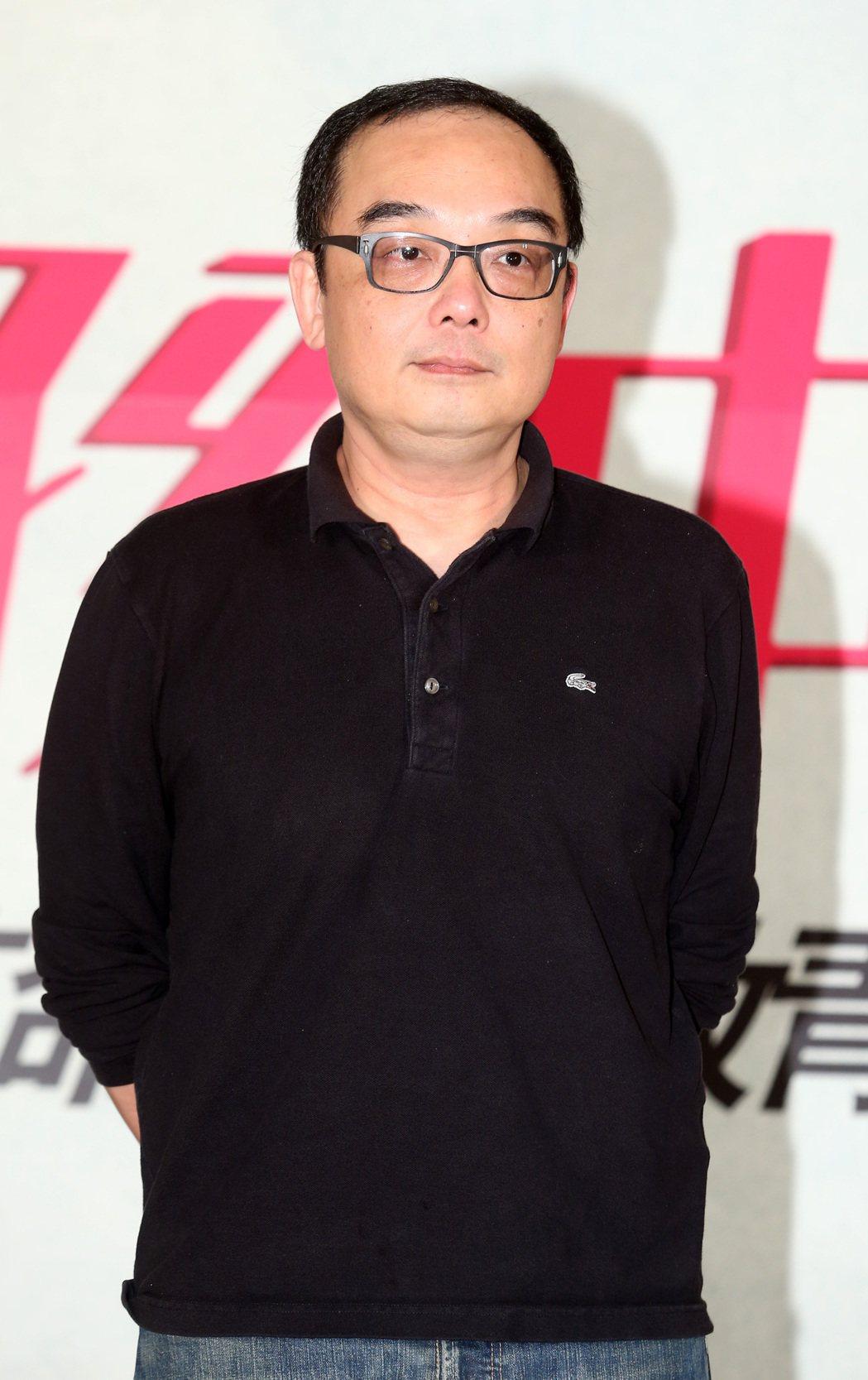 易智言在台灣是知名電影導演、編劇。 圖/聯合報系資料照