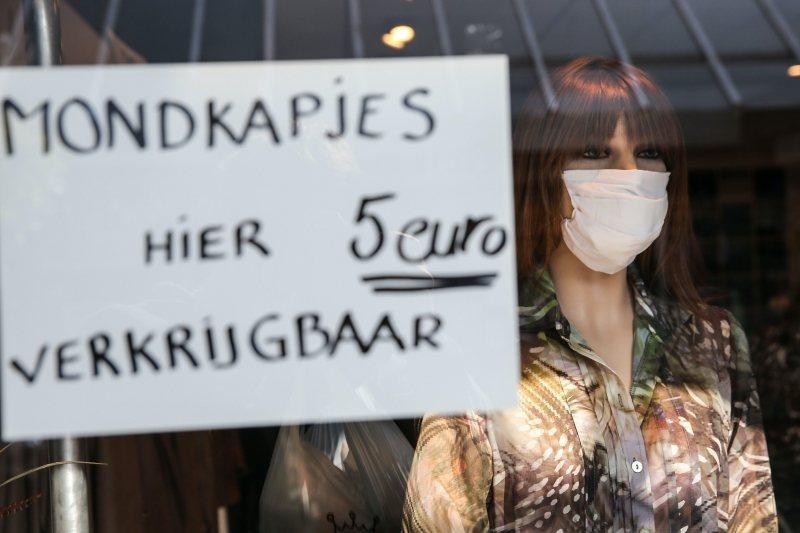 中共在荷蘭疫情危急時刻,竟以醫療援助與抗疫物資要脅荷蘭。 圖/法新社