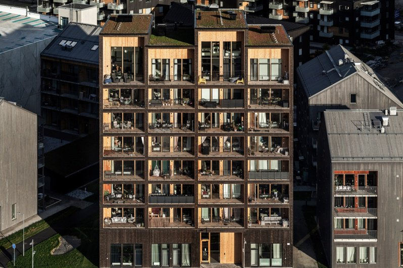 攝影者-Nikolaj Jakobsen 資料暨圖片提供-CF Møller Architects