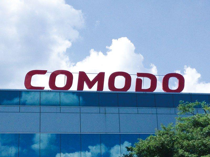 科摩多是英國公司,從歐洲開啟販售憑證服務,到現今成為全球最大網路憑證公司。 圖/科摩多提供