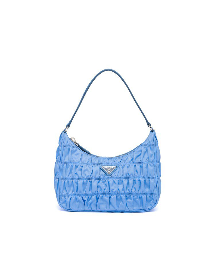 Gaufrè尼龍手提袋,25,500元。圖/PRADA提供