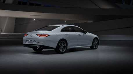 優雅又大器的Mercedes-Benz CLS 配上1.5L小排量引擎合得來嗎?