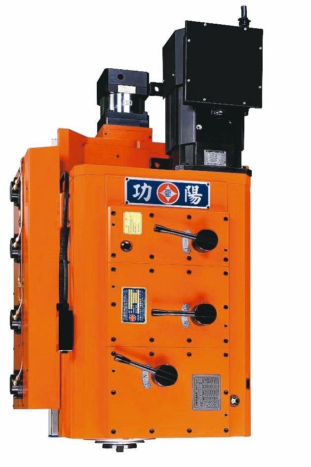 鑫功陽內部驅動系統出廠前皆受嚴格的品質管制。 鑫功陽/提供
