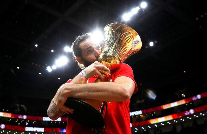 2023年世界盃籃球賽賽程規畫出爐。 路透社