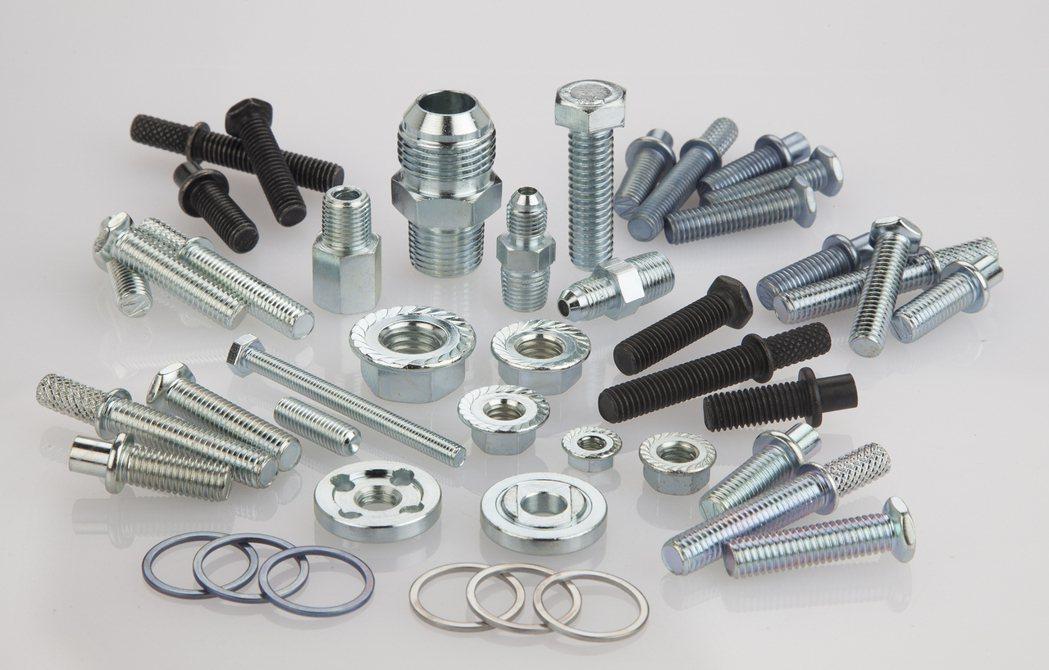 鈦強精密加工件。 鈦強/提供