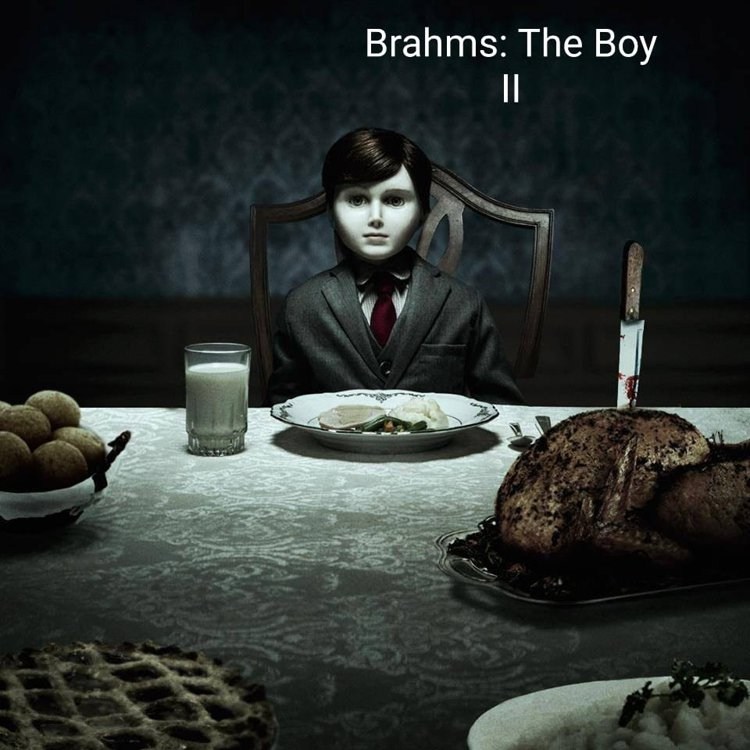 圖/Brahms: The Boy II 臉書