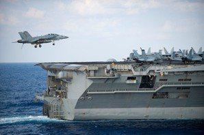 航艦染疫戰力空隙?美國海軍「超前部署」升級武備