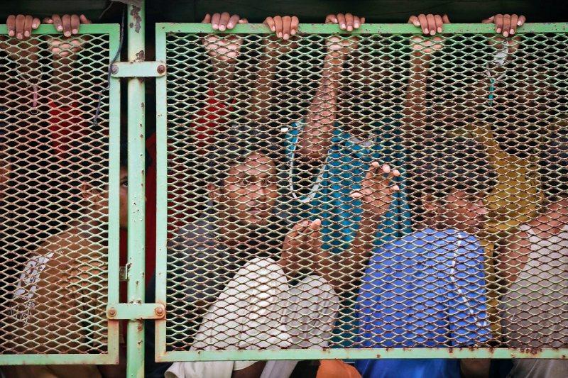 馬來西亞並非《難民地位公約》簽約國,因此難民在馬國無法律地位。圖攝於2015年,蘭卡威。 圖/美聯社