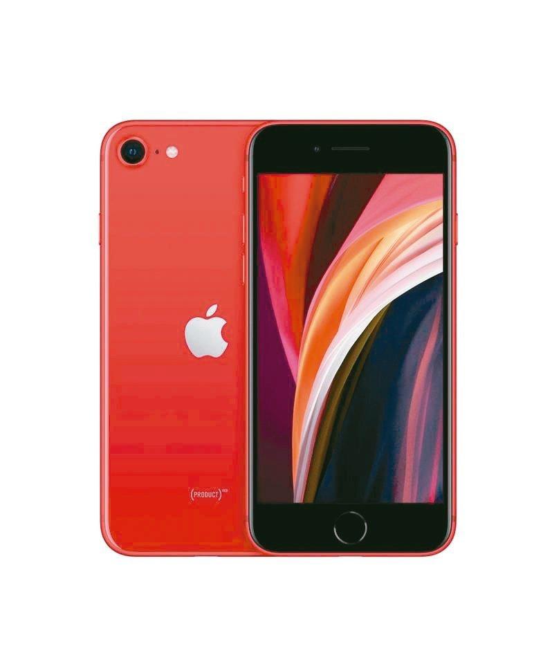 遠傳網路門市歡慶母親節,圖為新iPhone SE。圖/遠傳電信提供