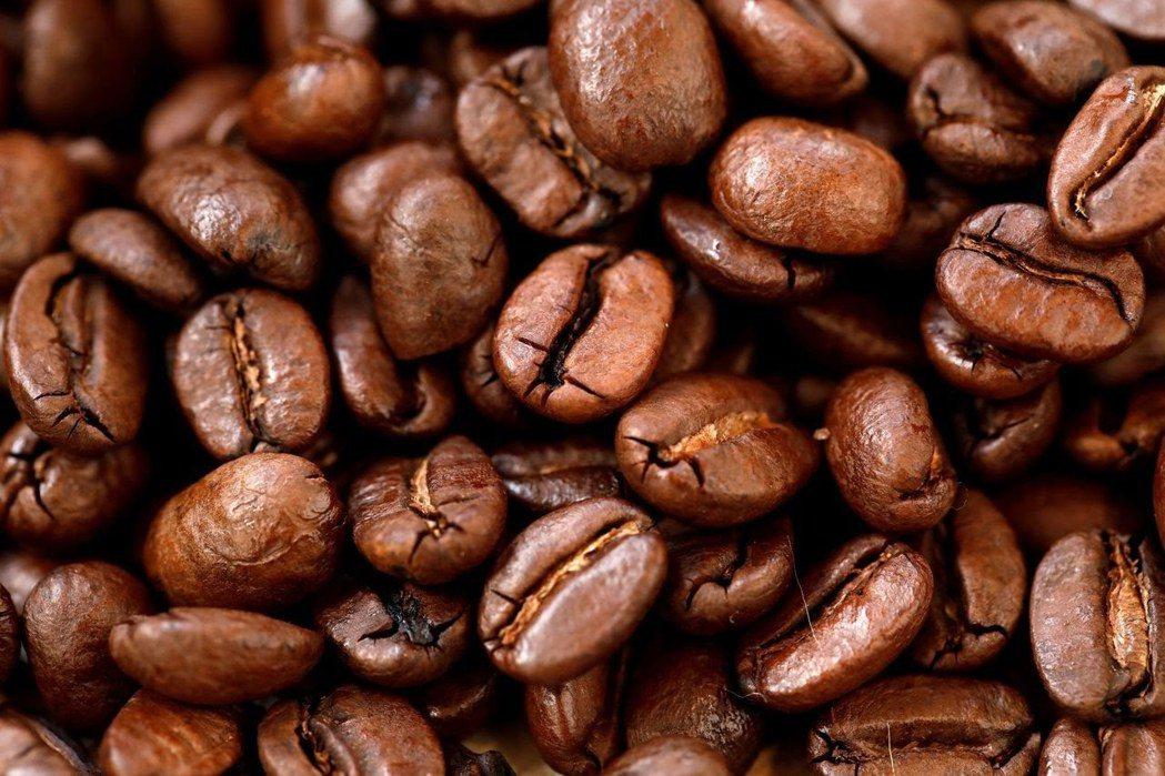 咖啡豆。路透社