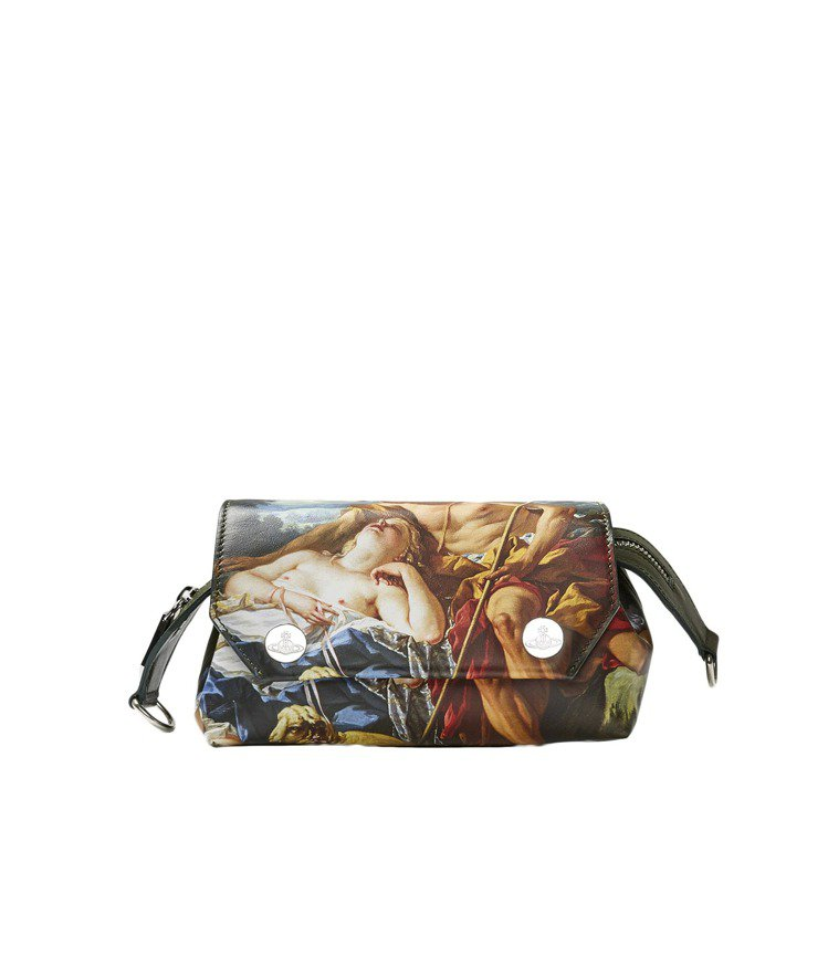 Shepherdess系列斜背包,23,200元。圖/Vivienne West...
