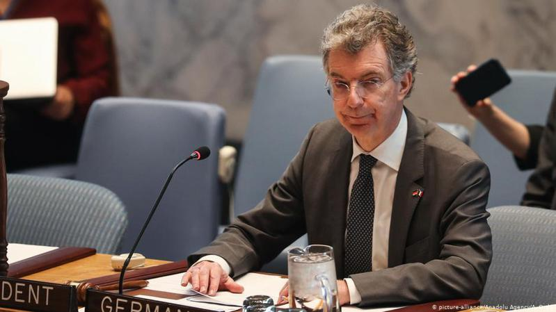 德國和愛沙尼亞5月12日向聯合國安全理事會提交新的停火決議版本,要求疫情期間世界各地應該停止戰火。但目前還不清楚中國是否會接受這個版本。圖/德國之聲中文網