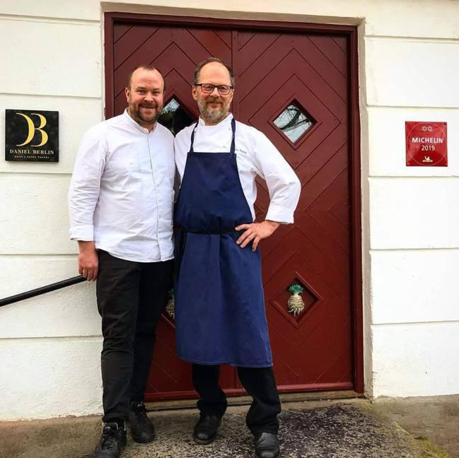 瑞典米其林二星餐廳「Daniel Berlin」在疫情期間,養出與以往外國觀光客...