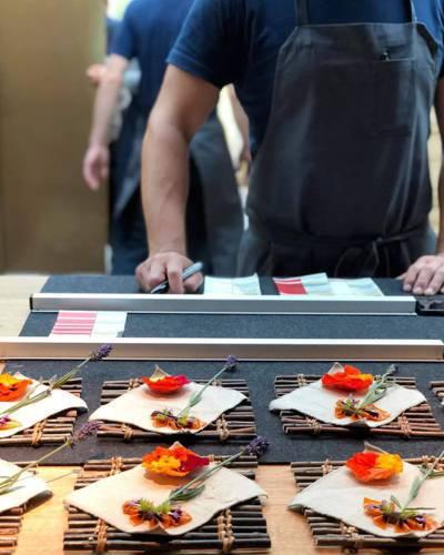 丹麥指標性的人氣餐廳Noma引領了城市覓食風潮。 圖/摘自Noma粉絲團