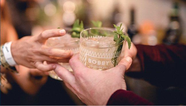 荷蘭巴比琴酒的發表活動。 圖/寫樂文化提供