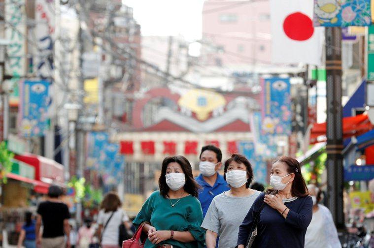 因新冠肺炎感染情況趨緩,日本東京都政府將於11日舉行會議,參考專家意見後做出最後...