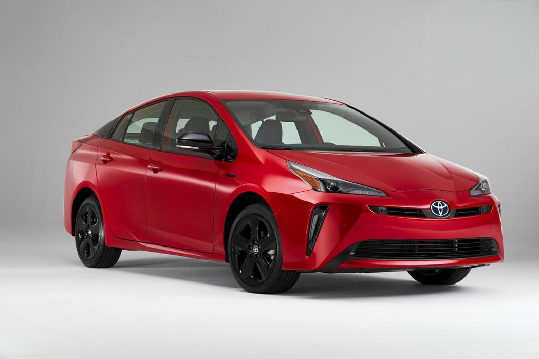 美國豐田將在2021年推出一款新的特別版Prius,基於Prius XLE FW...