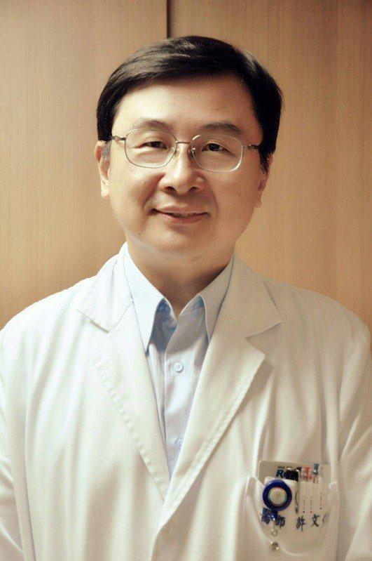 台北市立聯合醫院仁愛院區消化外科主任 許文章醫師。