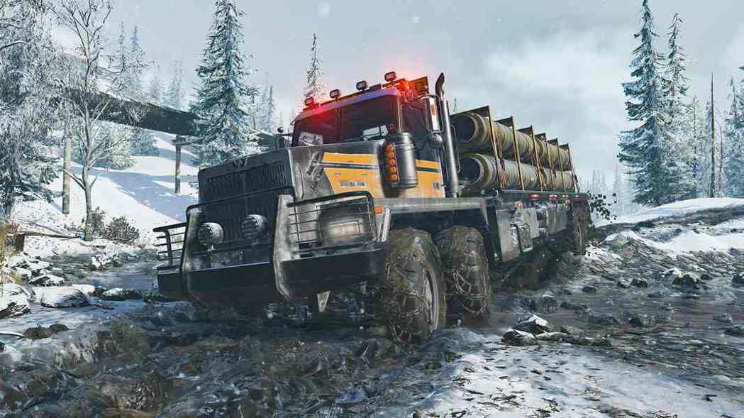 雪地奔馳是一款需要駕駛各種特殊車輛,在多樣化的崎嶇地形上,完成載貨以及運輸等等任...