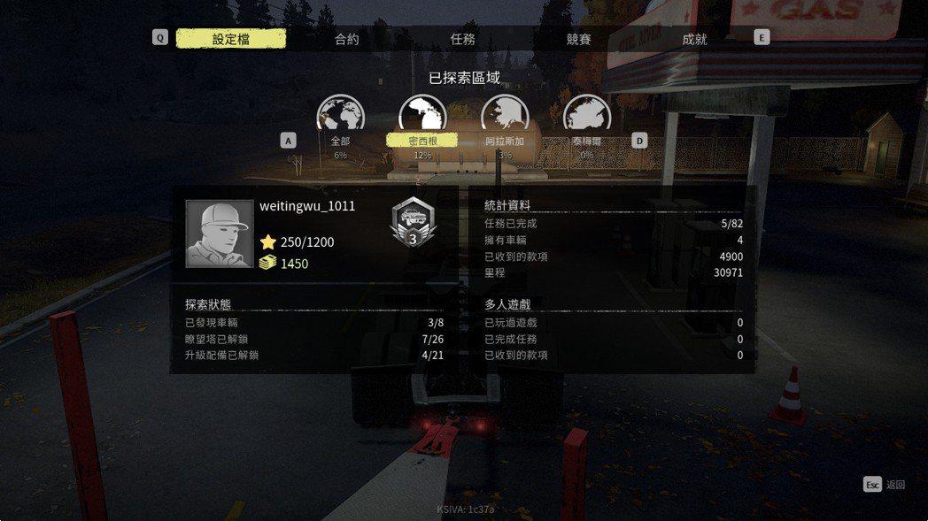 遊戲中藉由完成各種探索或是任務,就可以獲得經驗值與報酬,升級之後就可以解鎖新的車...