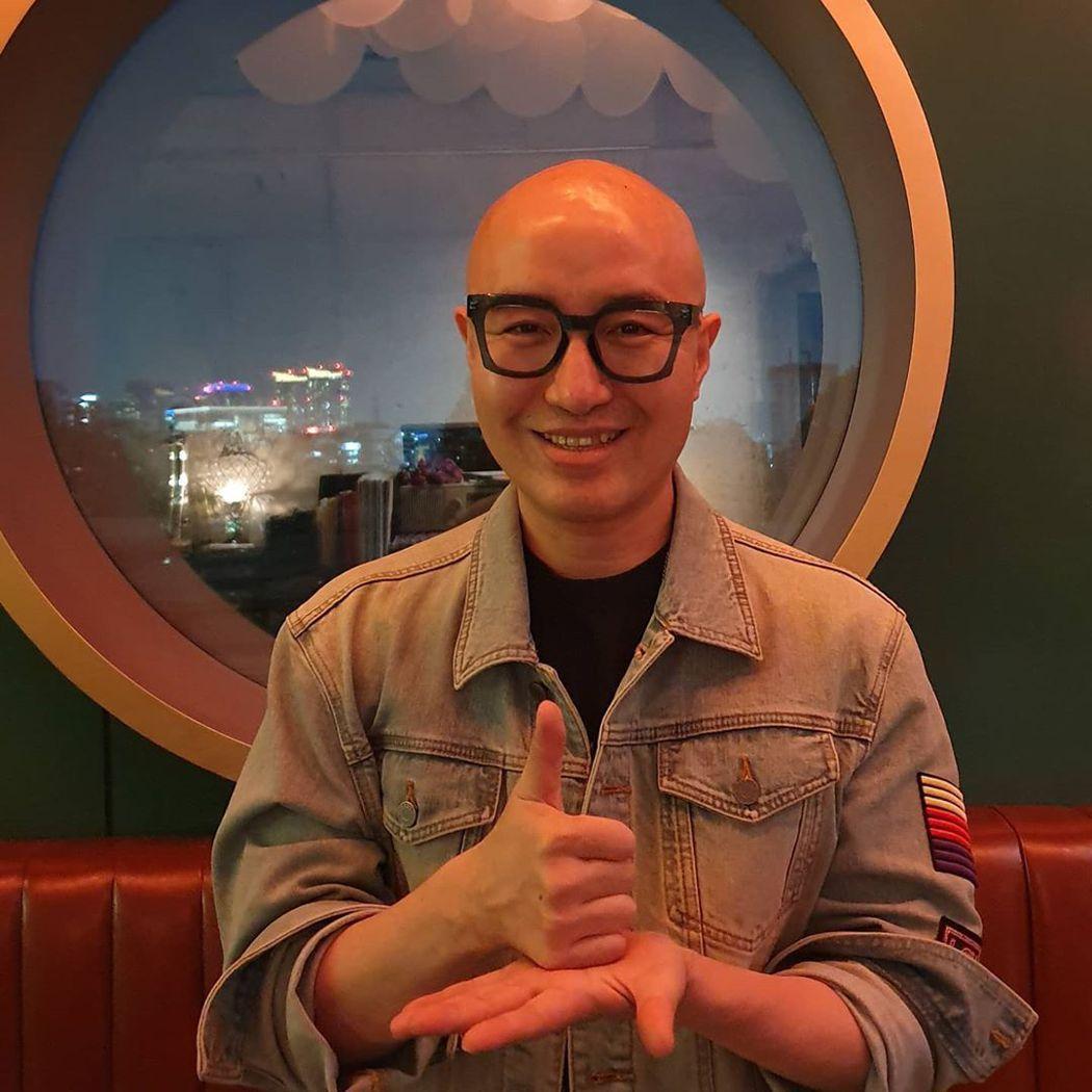 洪錫天是南韓首位公開出櫃的藝人。圖/擷自IG