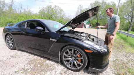 影/開了22萬公里的Nissan GT-R還是一輛厲害的性能車嗎?