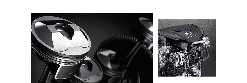 新增入門汽油1.5L SKY-G動力選項的Mazda CX-3,可有效再降低新車...