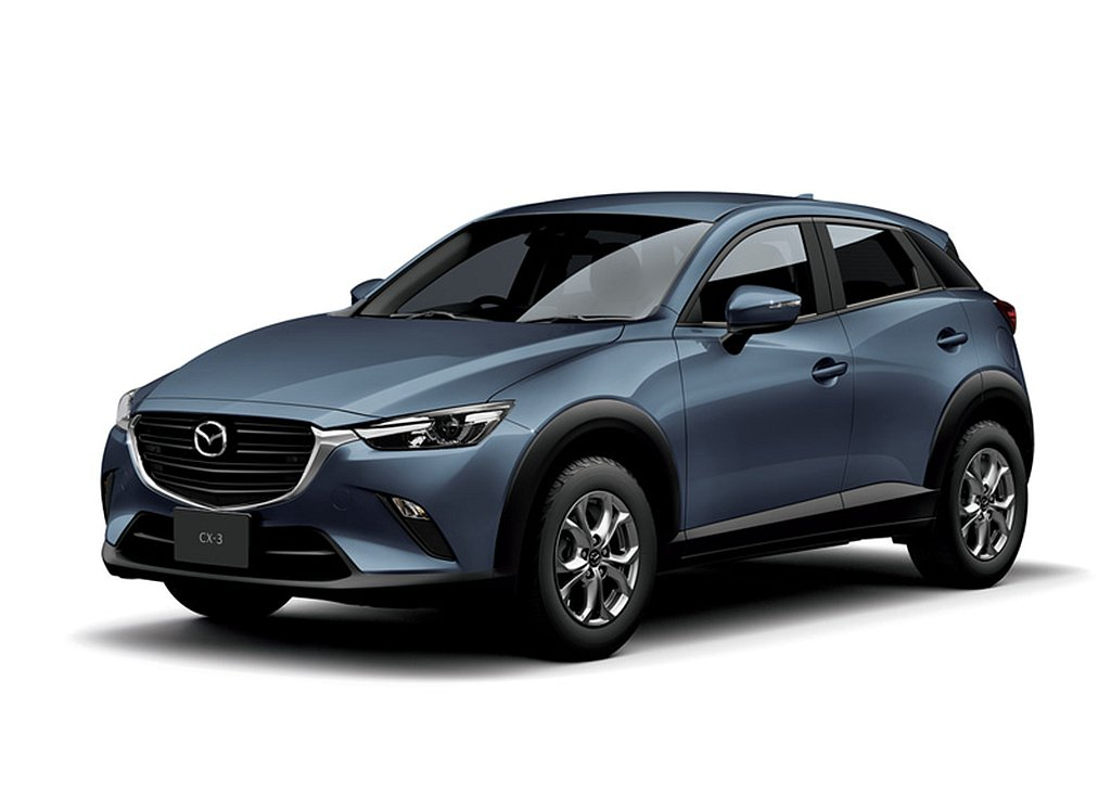 Mazda CX-3 15S/15S Touring動力來自1.5L SKY-G...