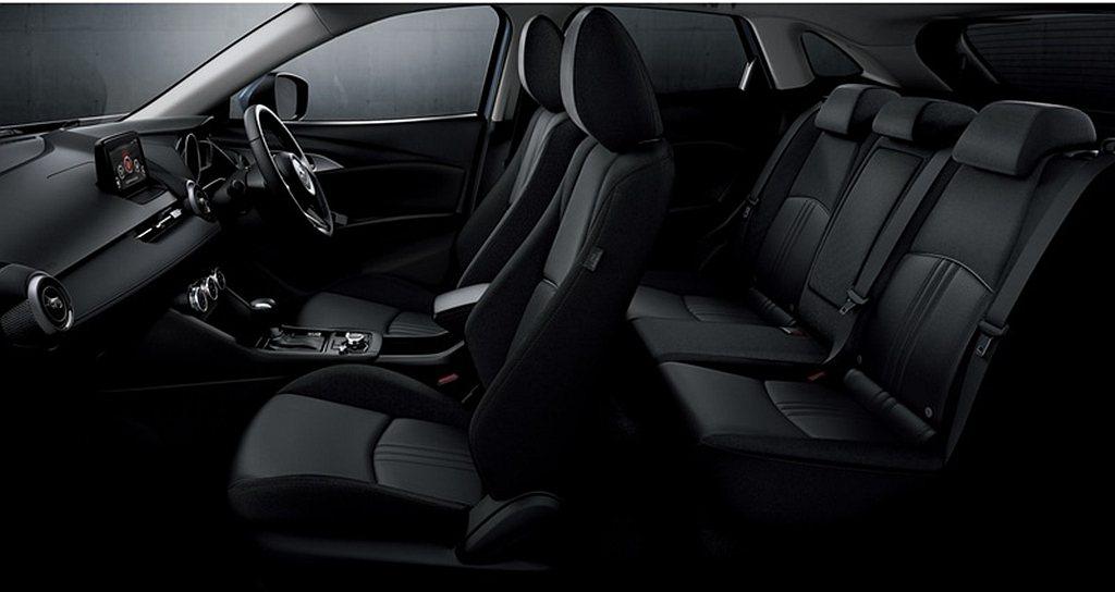 除新增動力之外,駕駛座椅也改為強調骨盆直立性與更自然坐姿的新設計。同時增強Maz...