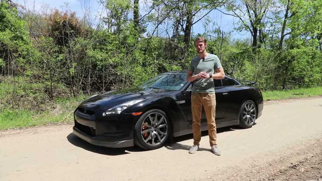 一輛開了22萬公里的Nissan GT-R。 摘自EatSleepDrive