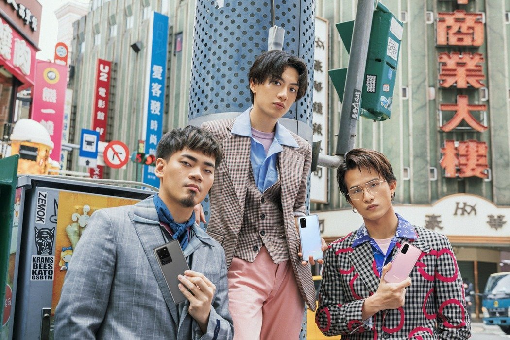 李英宏、茄子蛋首度跨界合作為Samsung Galaxy S20 5G系列創作洗...
