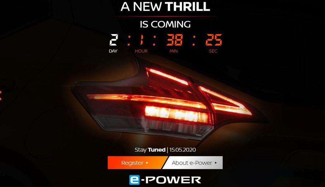 小改款Kicks將會配備LED尾燈。 摘自Nissan.th
