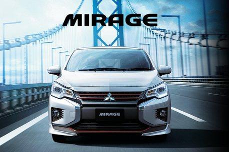 40萬不到的安全入門小車!日規三菱Mirage改頭換面、增配備續賣