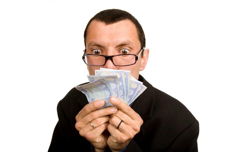 身份證的尾數是1、2、4、8,的人,十個人有九個有錢人。示意圖/Inimage