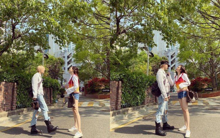 圖/Bella儂儂提供 source:instagram@hyunah_aa
