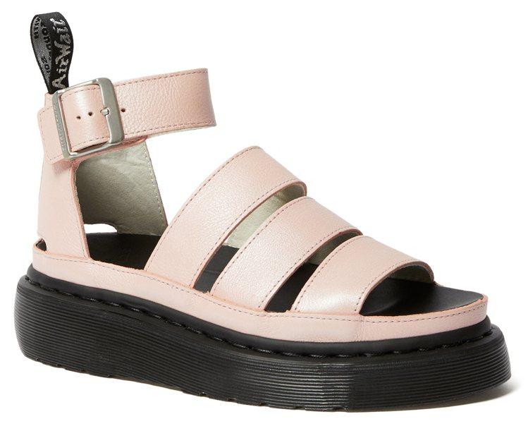 Dr. Martens Quad系列涼鞋5,280元。圖/合順興提供