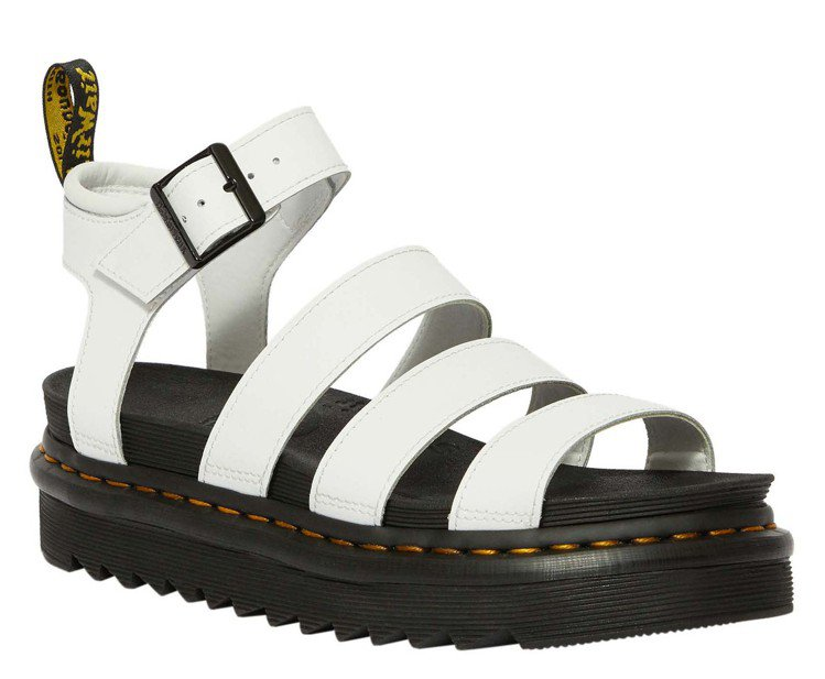 Dr. Martens Zebrilus系列涼鞋4,680元。圖/合順興提供