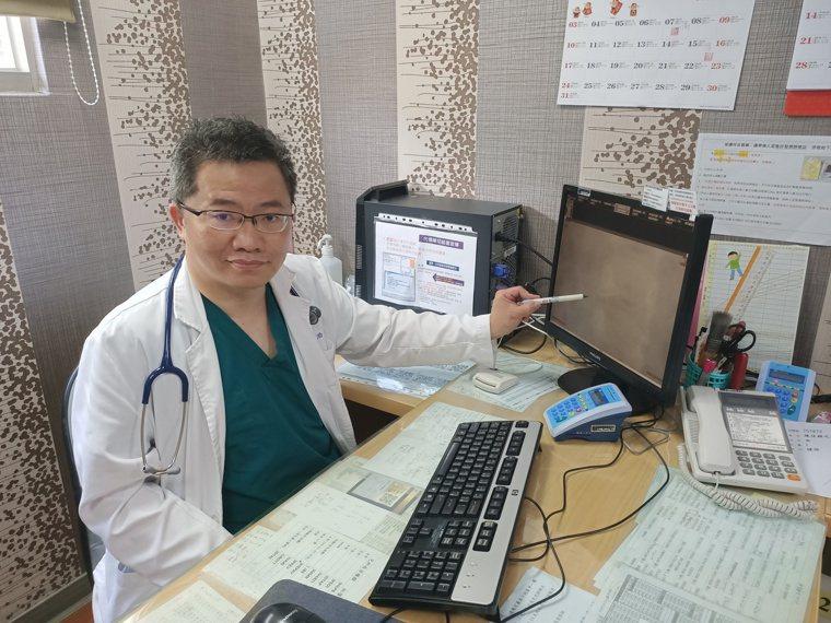 為恭醫院小兒科主任李浩遠提醒誤食異物通常發生在3歲以下嬰幼兒,家屬要注意清空周遭...