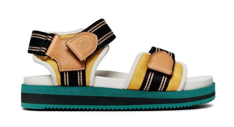 運動涼鞋(男裝),12,800元。圖/COACH提供