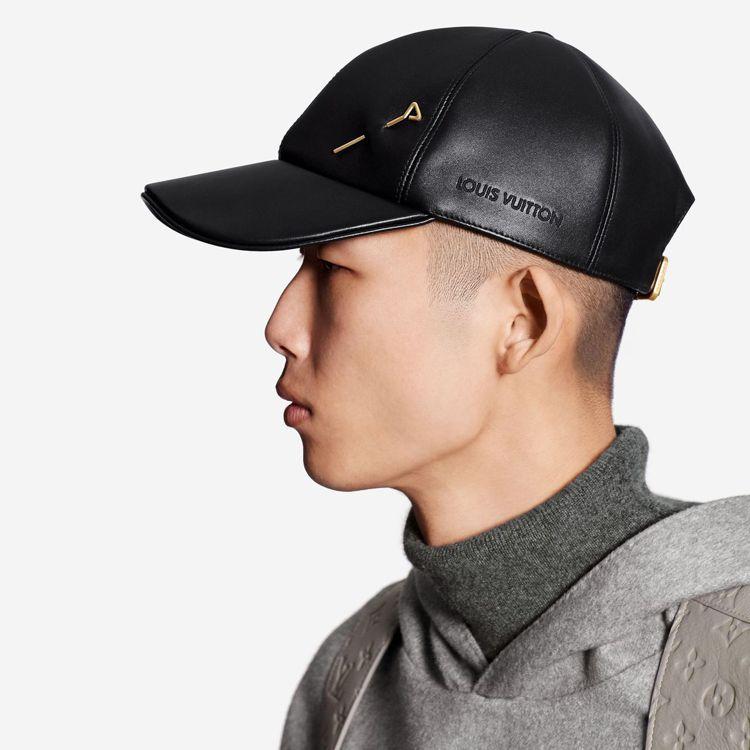 路易威登pin棒球帽,19,800元。圖/LV提供
